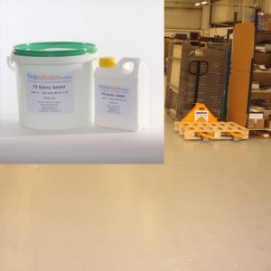 First Solution Epoxy Sealer